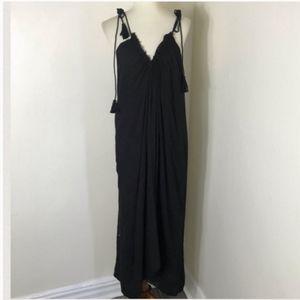 Hatch paloma one size black new dress